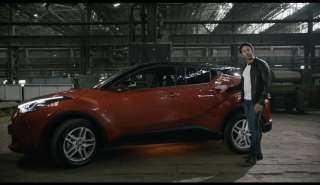 بالفيديو :شاهد العرض الاول للسيارة تويوتا  C-HR  الجديدة