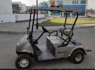 بالفيديو شاهد مهندس مصري يخترع سيارة جولف ذاتية القيادة.