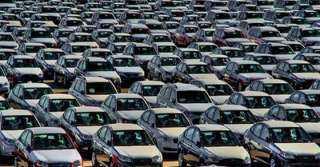 رغم  كورونا.. 32% ارتفاعا بمبيعات السيارات في مصر